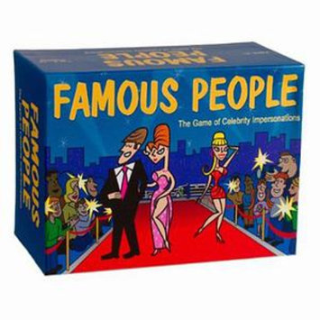Famous People Game Ages 8+, 1 ea
