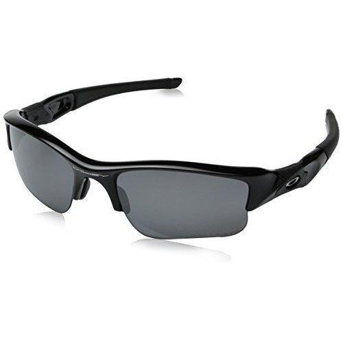 Oakley Men's Flak Jacket XLJ Sunglasses []