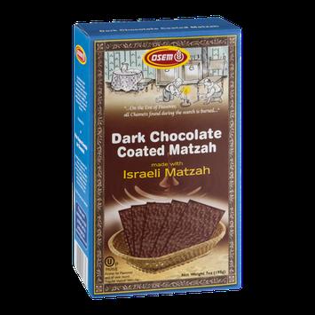 Osem Coated Matzah Dark Chocolate