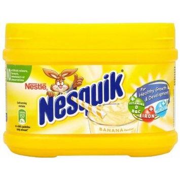 Nestlé Nesquik Banana Flavor Milk Shake 300 G (1 box)