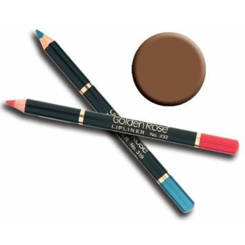 Golden Rose Lip Liner Pencil (209)