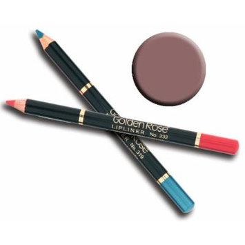 Golden Rose Lip Liner Pencil (223)