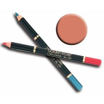Golden Rose Lip Liner Pencil (227)