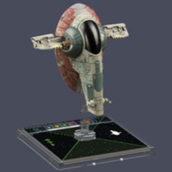 Fantasy Flight Games X-Wing Slave I Expansion Pack