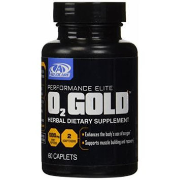 AdvoCare O2 GOLD Advanced,60 Caplets