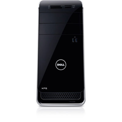 Dell Black XPS 8700 Desktop PC with Intel Core i7-4790 Processor, 24GB Memory, 256GB SSD + 2TB Hard Drive and Windows 7 Professional (Monitor Not Included)