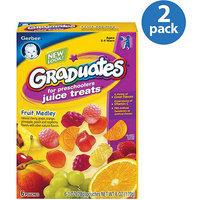 Gerber Graduates Fruit Medley Juice Treats