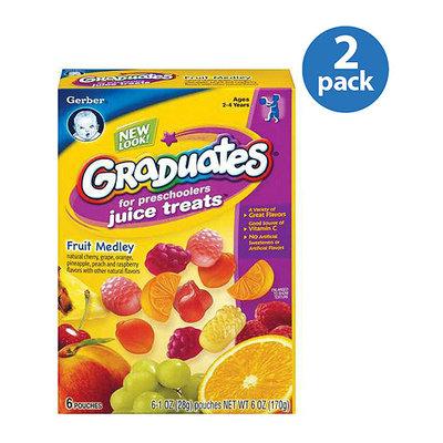 Gerber® Graduates Fruit Medley Juice Treats