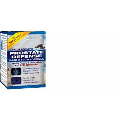 Applied Nutrition Prostate Defense Plus Omega-3 - 50 liquid softgels (Pack of 2)