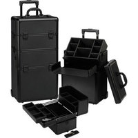 Seya All Black Rolling Makeup Case
