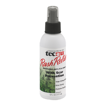 Tecnu Rash Relief Medicated Anti-Itch Spray