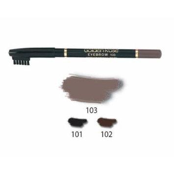 Golden Rose Eyebrow Pencil (103)