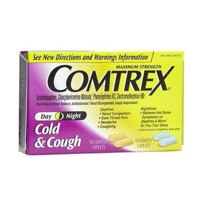 Comtrex Cold & Cough Day & Night-20 ct.