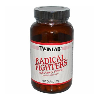Twinlab Radical Fighters 100 Capsules