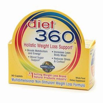 Garden of Life Diet 360 Caplets