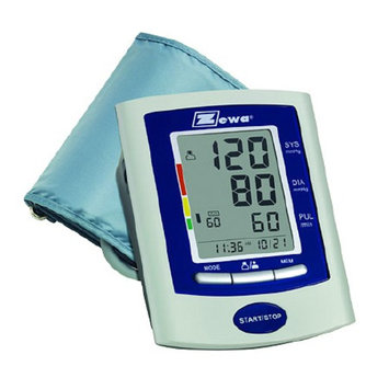 Zewa Deluxe Auto Blood Pressure Monitor with Advanced Average Function