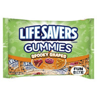 The Wrigley Company Lifesavers Gummies Spooky Shapes Fun Size 20 oz