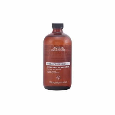 Aveda Professional Aroma-free Composition Oil for Body, Bath and Scalp 16 Oz.