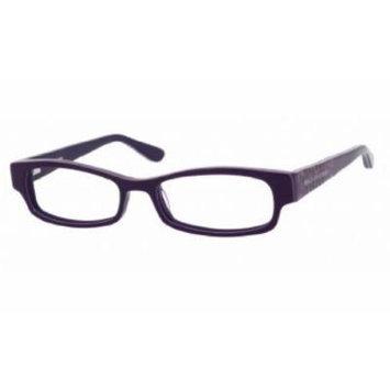 Juicy Couture Eyeglasses Juicy 121/F Eggplant 52-16-130