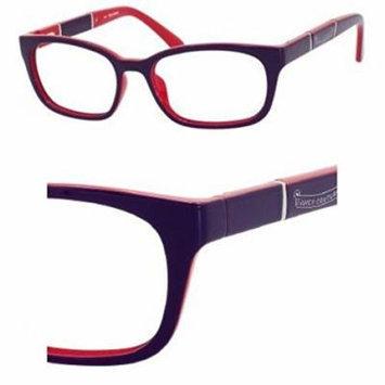 JUICY COUTURE Eyeglasses 904 0EQ6 Purple Coral 47mm