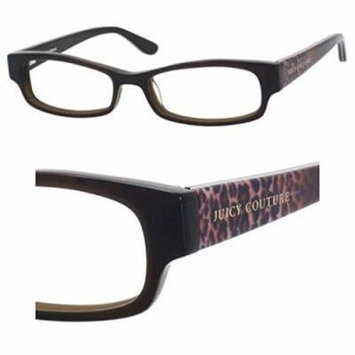 Juicy Couture 121/F 0FFE 00 Transparent Brown