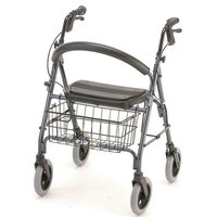 Nova The Mack Heavy Duty Rolling Walker