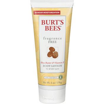 Burt's Bees Shea Butter & Vitamin E Body Lotion