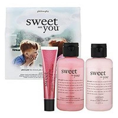Philosophy Sweet On You Gift Set, 8.5 Ounce