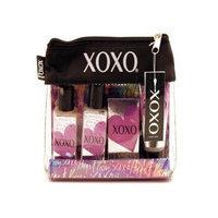 Xoxo 62985832 Grape 1.7 Sg-1.7 Bl-1.4soap-1hltn Travel Canvas Bag