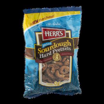 Herr's Mini Sourdough Hard Pretzels