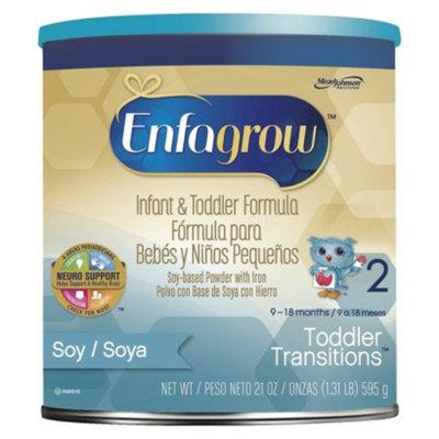 Enfamil Enfagrow Soy Toddler Transitions Formula Powder - 21 oz. (4