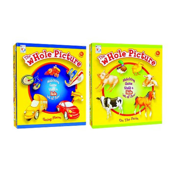 PlayAbility Toys The WHOLE Picture Matching Game Bundle On the Farm