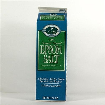 White Mountain Epsom Salt - (22 ounce)