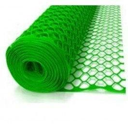 Tenax 48-in x 100-ft Orange Coating Plastic/Polyresin Warning Barrier