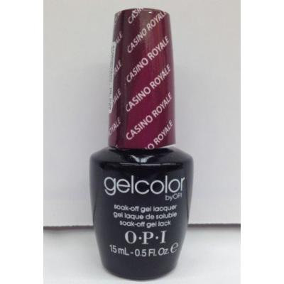 OPI Gelcolor Casino Royal HLD29