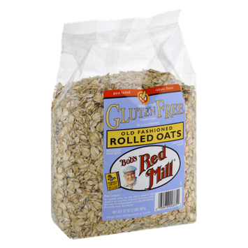 Bob Red Mill's Gluten Free Old Fashioned Rolled Oats