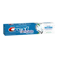 Crest Complete Extra Whitening with Tartar Protection Toothpaste - Clean Mint 6.2 Oz