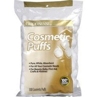 Good Sense Cosmetic Puffs 300-Count (Pack of 36)