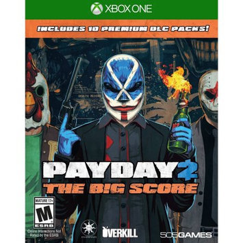 505 Games Payday 2: The Big Score XBox One [XB1]