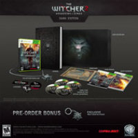 The Witcher 2: Assassins of Kings Dark Edition (XBOX 360)