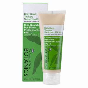 Boots Botanics Daily Hand Therapy SPF10