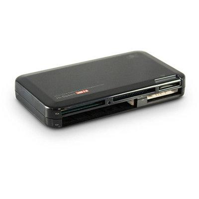 Vantec UGT-CR502-BK High-Speed USB 2.0 Multi-Slot External All-in-One Memory Card Reader/Writer