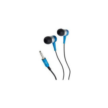 MobileSpec MS48BL Extreme Metal In-Ear Buds Blue