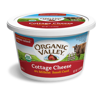 Organic Valley® Cottage Cheese