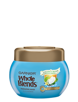 Garnier Whole Blends™ Hydrating Mask with Coconut Water & Vanilla Milk Extracts