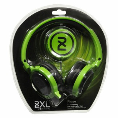 2XL by Skullcandy Headphone, Green, 1 ea