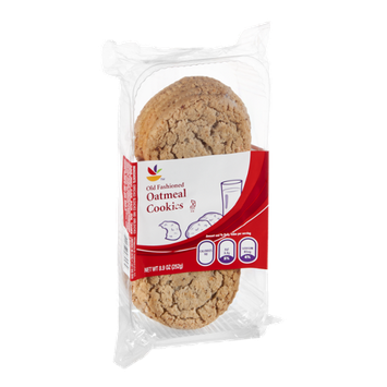 Ahold Cookies Old Fashioned Oatmeal