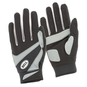Cycle Products Co. 7025143 Full Finger Gloves 550, Large/X-large, Black/Gray