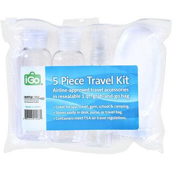 iGo Travel Bottle Kit