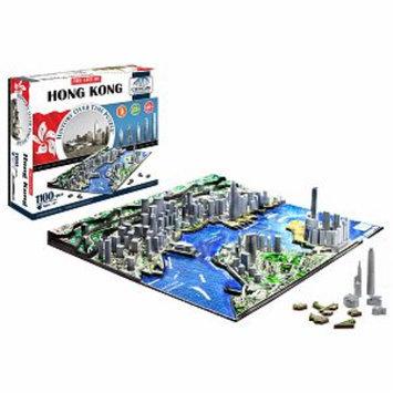 4D Cityscape Puzzle Hong Kong Ages 12+